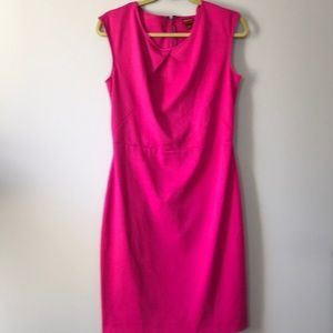Fabulous pink dress